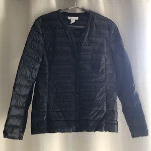 H&M Light Packable Puffer Jacket Navy